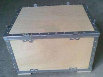 钢带箱钢边箱好用吗?钢带箱钢边箱有哪些优势?