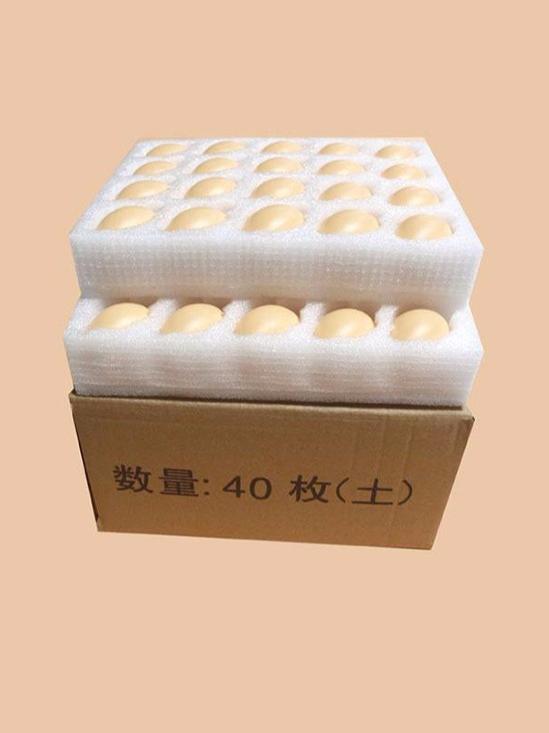 珍珠棉蛋托-定制各种蛋型