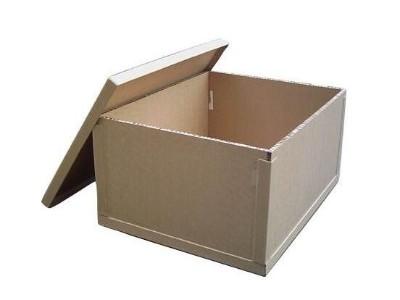 武汉纸箱厂如何解决瓦楞纸板出现搓衣板变形现象