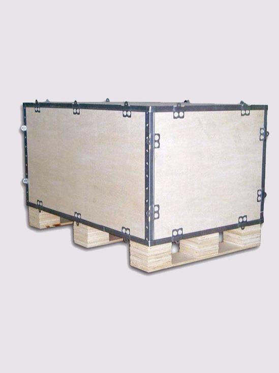 木箱钢带箱